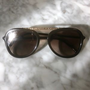 Chanel Pilot Aviator Sunglasses